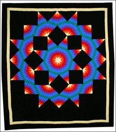 Amish Quilts | William Morris Fan Club: Amish Quilts at the de Young Museum