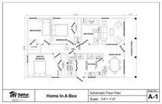 habitat for humanity house plans | HABITAT FOR HUMANITY HOME PLANS