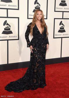 Beyonce in Custom Proenza Schouler