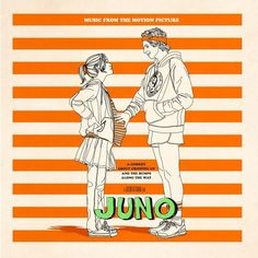 Juno: Original Motion Picture Soundtrack on Vinyl LP Music plays a key part in Juno, the way-too-charming indie comedy directed by Jason Reitman and written by Diablo Cody. Juno, the pregnant teen of