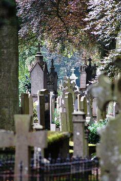Cemetery, Brugge, Belgium