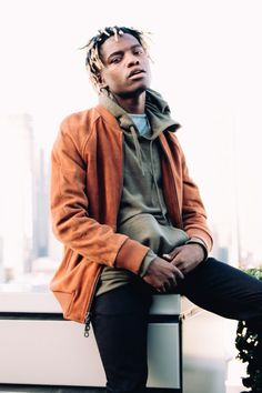 Ian Connor Models for Superism's First-Ever Editorial