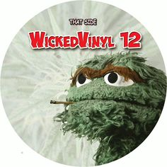 Wicked Vinyl 12 - Spaceant, Heatzy, Unics - Wicked Vinyl - Toolbox records - your vinyl records store