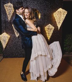 VJ Anusha's Birthday Pictures Are All About Fun And Going Back to School - HungryBoo Wedding Couple Poses Photography, Photography Poses, Anusha Dandekar, Karan Kundra, Wedding Flavors, Casual Day Outfits, Handsome Celebrities, Couple Posing, Couple Pics