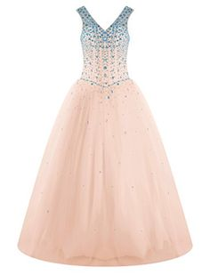 Dressystar® Lace-up V Neck Beaded Wedding Prom Dress ...  https://www.amazon.com/gp/product/B011T8Q6C2/ref=as_li_qf_sp_asin_il_tl?ie=UTF8&tag=rockaclothsto-20&camp=1789&creative=9325&linkCode=as2&creativeASIN=B011T8Q6C2&linkId=21574b4b0f871457a420baea3ab70ac2