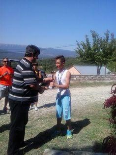 EPIRUS TV NEWS: Ο 16χρονος Νικόλας από την Κιβωτό του Κόσμου Ηπείρ...