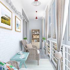 Terrasse von Ekaterina Donde Design