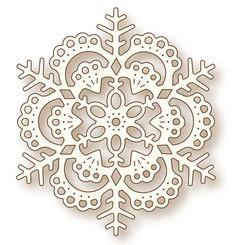 Wild Rose Studio - Die - Lacy Snowflake,$19.99