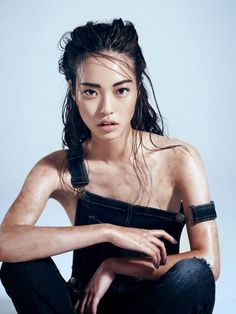 Seon Hwang for Ceci Korea May 2014: