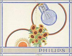 ontwerper/artdirector: Kalff, Louis C. Vintage Signs, Vintage Ads, Sign Lighting, Poster Ads, Antique Prints, Visual Communication, Advertising, Graphic Design, Retro