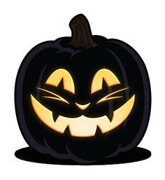 107 best pumpkin stencils for faces images halloween gourds rh pinterest com