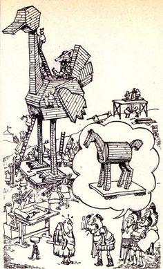 IMAGE(I)NARTE: el arte de la imaginación: SERGIO ARAGONES: GRACIAS POR REIR!!