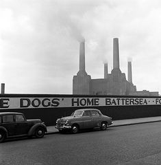 Maybe it's because he's a Londoner: Frederick Wilfred's London Photographs 1957-1962 – in pictures