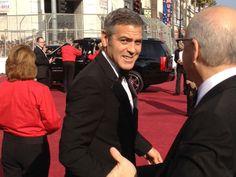 第84回アカデミー賞でセレブのツイッターを大追跡  ジョージ・クルーニー/George Clooney