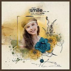 Your Smile by Tiramisu design  RAK for a friend Jekaterina