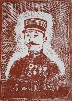Lt.colonel Lucciardi. Antisanti.