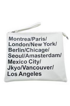 NEW IN: Via Cities Clutch