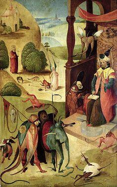 Св. Иаков и чародей. Музей изящных искусств, Валансьен