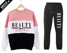 Bayan – Brotex Design Girls Fashion Clothes, Girl Fashion, Fashion Outfits, Casual Wear For Men, Sweatpants, Suits, Princess, Lady, How To Wear