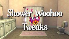 Shower Woohoo Tweaks | Scarlet on Patreon Sims Baby, Sims 4 Teen, Sims 4 Toddler, Sims Cc, Sims 4 Mods Clothes, Sims 4 Clothing, Sims 4 Woohoo Mod, Sims 4 Cas Mods, Sims 4 Cc Folder