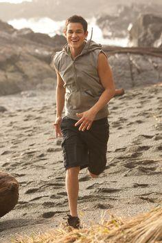 Jared - The Wolfpack.  The Twilight Saga: Breaking Dawn - Part 1