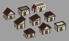herrliche Dacheindeckung - Minecraft, Pubg, Lol and Minecraft Roof, Construction Minecraft, Casa Medieval Minecraft, Minecraft Building Guide, Easy Minecraft Houses, Minecraft Houses Blueprints, Amazing Minecraft, Minecraft Crafts, Minecraft Designs