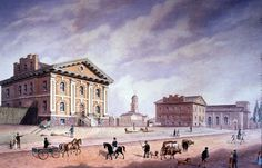 King and Church, 1835
