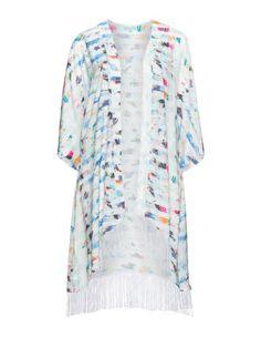 Robyn Lawley - Sky High Kimono mit Quasten