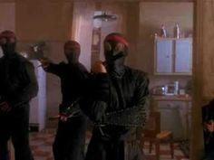 TMNT 1990 Michaelangelo vs. Foot, nunchuck duel one of my favorite scene form this movie