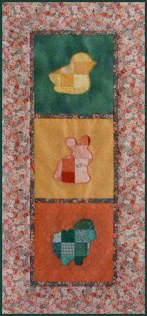 Patchwork Spring Quilt