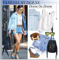 Celebrity Style Vanessa Hudgens