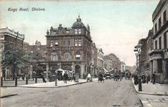 Kensington And Chelsea, Chelsea London, Vintage London, Old London, Shades Of Violet, Old Pub, London History, Chestnut Horse, We The Best