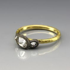 3 Oval Diamond Ring,Todd Pownell