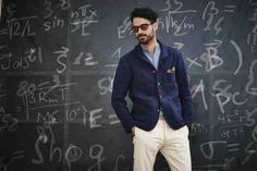 Galeria de Fotos: Os Homens Mais Elegantes da Pitti Uomo 90 - Canal Masculino