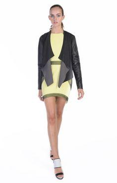 RIO JACKET | CHARCOAL - #stellaandjamie #makeityourown #fashion #giveaway : http://www.stellaandjamie.com/makeityourown-pinterest-contest/
