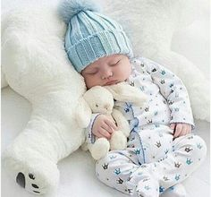 SALE Newborn Baby Pillow Polar Bear Stuffed Plush Animals Kawaii Plush Baby Soft Toy Kids Toys For Children's Room Decoration Doll Newborn Baby Dolls, Baby Girl Toys, Cute Baby Boy, Baby Kind, Reborn Babies, Baby Love, Cute Babies, Chubby Babies, Cute Baby Pictures