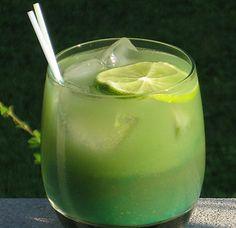 Wicked Felina - Cinco de Mayo - cranberry and orange juices, triple sec, Blue Curacao, Gold Tequila.