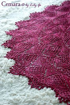 Ravelry: Cemara pattern by Lily Go