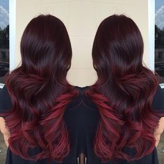 I've always wanted red hair but never had the guts. This is perfect though!
