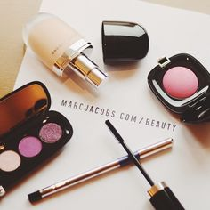 Marc Jacobs Beauty available now at select Marc Jacobs stores, marcjacobs.com, and Sephora!