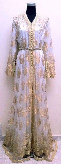 Vintage maroccan dress