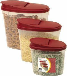 6-Pc. Plastic Storage Set (6 Pack) by DDI. $133.74. High quality items at low prices to our valued customers.. 100% Satisfaction Guaranteed.. Please refer to the title for the exact description of the item.. We proudly offer free shipping. We can only ship to the continental United States.. All of the products showcased throughout are 100% Original Brand Names.. 6 Piece Click and Lock Plastic Storage Set with lids. Three containers with lids. Sizes: 5.4L, 3.1L, 1.5L.. Save 57%!
