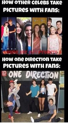 Only One Direction (: But we wouldn't have it any other way.