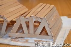 Roman Unit Study - Engineering, Emperors, Landmarks - Build a Groma and Forms for Arches - History Activity for Kids