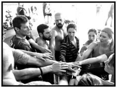 Michael Winchester and Team CrossFit Central get ready for the 2012 Regionals!!