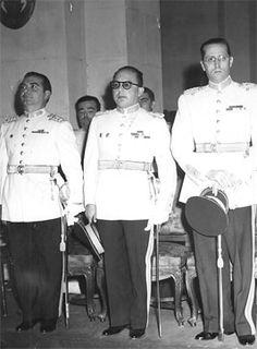 Junta de gobierno 1950