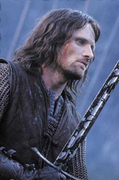 Lord of the Ring:oh Aragon!you cutie!