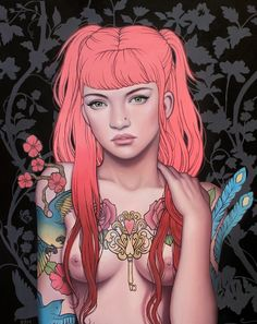"""Secret Heart"" by Sarah Joncas"
