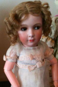 Princess Elizabeth Doll by Jumeau 1938