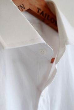 white shirts. always.